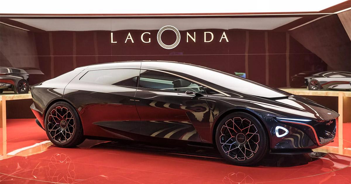 Aston Martin S Lagonda Concept All Terrain Electric Suv Disclosed At 2019 Geneva Motor Show