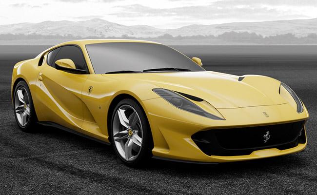 Ferrari 812 Superfast In India Features Reviews