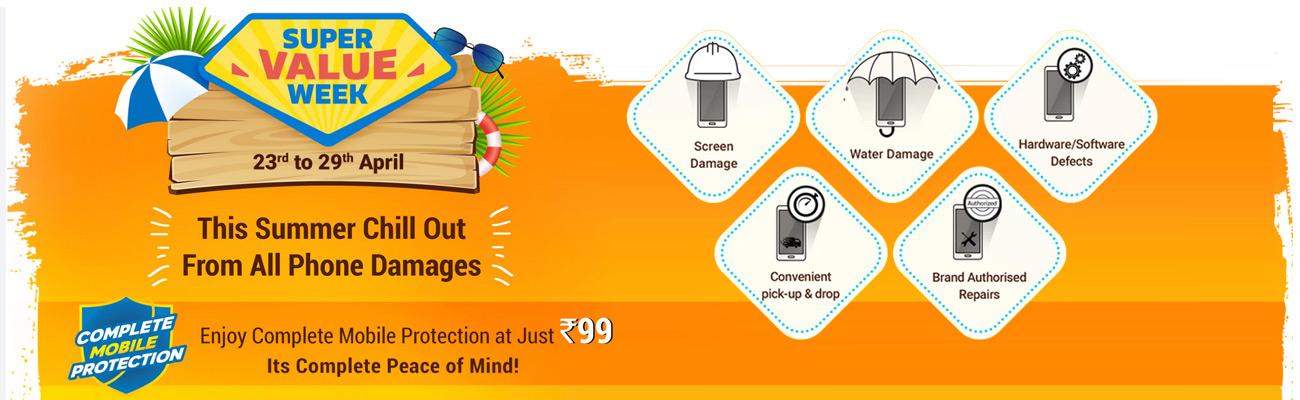 Flipkart Super Value Week Sale