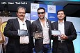 HCL launches three Android Tablet