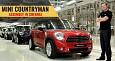 2018 Mini Countryman Local Assembly Begins In Chennai, India