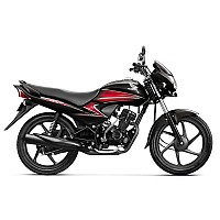 Honda Dream Yuga Self Start Alloy All Black pictures