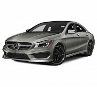 Mercedes Benz CLA-Class 45 AMG Photo pictures