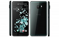 HTC U Ultra Brilliant Black Front,Back And Side pictures