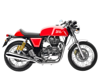 Royal Enfield Continental GT 750 Red pictures