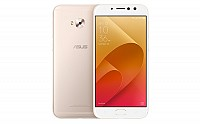 Asus ZenFone 4 Selfie Pro Sunlight Gold Front And Back pictures