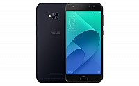 Asus ZenFone 4 Selfie Pro Deepsea Black Front And Back pictures