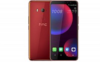 HTC U11 EYEs Red Front And Back pictures