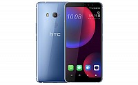 HTC U11 EYEs Silver Front And Back pictures