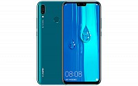 Huawei Y9 (2019) Front, Back and Side pictures
