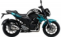 Yamaha FZ 25 Cyan Blue pictures
