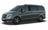 Mercedes-Benz V-Class Expression pictures