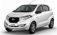 Datsun redi GO 1.0 Limited Edition pictures