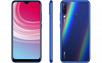 Tecno Camon i4 3GB Front, Side and Back pictures