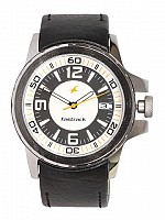 Fastrack Men Analog White Black Watch 030