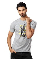 Locomotive men Grey Melange t-shirt