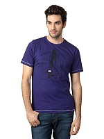 Locomotive Men purple t-shirt
