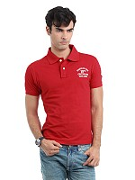 Locomotive men Red t-shirt