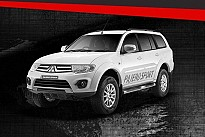 Mitsubishi Pajero Sport Select Plus 4X2 AT