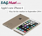 Apple's new iPhone 6 may hit the market in September 2014