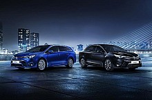 Toyota to Unveil Avensis Facelift at Geneva Motor Show 2015
