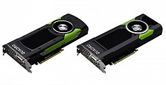 Nvidia Launches Two New Graphic Cards: Pascal Quadro P6000 and P5000 For VR And Gamers
