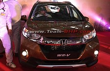 Honda WR-V Production Kicked-off in India, Expected Launch in March