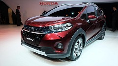 India-Bound Honda WR-V Details Out!