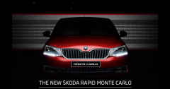 Skoda India Pulled Back Rapid Monte Carlo Edition Due to Trademark Issue