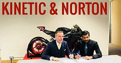 Kinetic-Norton To Bring Norton Brand In India And Asia: EICMA 2017