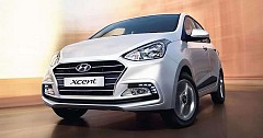 Hyundai Xcent Gets ABS and EBD as Standard, No Price Change
