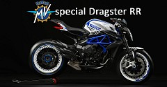 MV Agusta Renders Exclusive Dragster RR Pirelli Edition