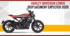 Lower Displacement Harley Davidson Motorcycle Rendered, Expected by 2020