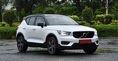 Volvo India Gets 40% Sales Growth in Jan-Oct 2018