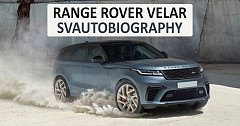 Land Rover Reveals Velar SVAutobiography Dynamic Edition With More Powerful Engine