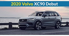 2020 Volvo XC90 Debut – Introduces Kers With Minor Style Alterations