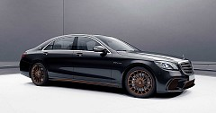 Mercedes-Benz Unwraps the S 65 Final Edition; Debut at 2019 Geneva motor show