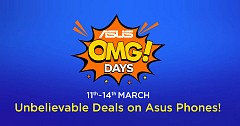 Four Days Asus OMG Days on Flipkart Starts Now