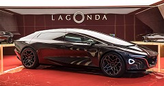 Aston Martin's Lagonda Concept All-terrain Electric SUV Disclosed at 2019 Geneva Motor Show