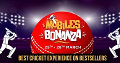 Grab the Exciting offers during 'Flipkart Mobiles Bonanza Sale'
