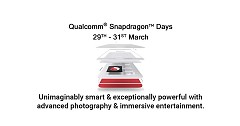 Grab exciting offers from Qualcomm Snapdragon Days on Flipkart