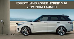 Land Rover Hybrid SUVs Set to launch In India Before Year End
