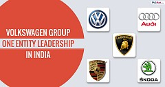 Audi, Lamborghini, Porsche, Skoda, VW To Merge In One Entity Under One Leadership