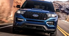 Ford-Mahindra Partners For A Midsize C-Segment SUV