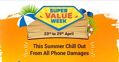 "Save A lot of Money in Flipkart ""Super Value Week"""