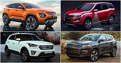 Tata Harrier, Mahindra XUV500 Emerged as the Most Popular SUVs in India