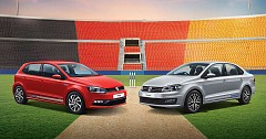 Special Cup Edition of Volkswagen Polo, Ameo and Vento Launched in India