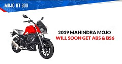 2019 Mahindra Mojo ABS with BS6 Engine Spotted, Arrive Soon
