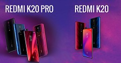 Launched in India, Xiaomi's Redmi K20 and K20 Pro - Interesting Features In Great Deals