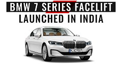 BMW 7 Series Facelift Launched, Priced at INR 1.22 Crore